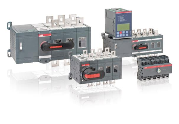ABB - 03 OT Change-over Switch - Cover